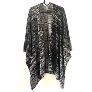 Chico's beaded poncho